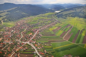Tavasz Csíkszépvíz határában Fodor István felvétele