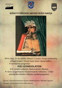Konyvtarosok_Napja_plakat