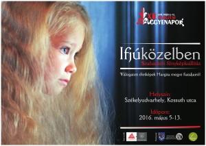 Megyenapok 2016 - Ifjukozelben-A2 plakat