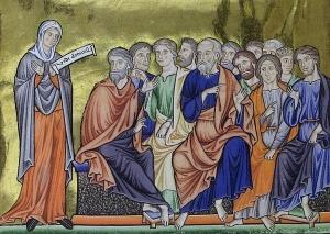 Mária Magdolna, az apostolok apostola