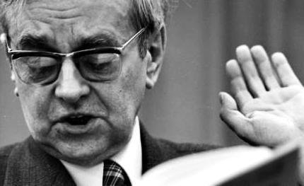 Weöres Sándor 1976-ban
