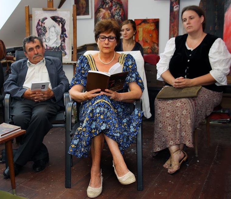 Fülöp Kálmán, Kilyén Ilka és Doszlop Lídia Naomi