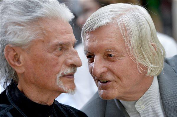 Az ünnepelt, Szervátiusz Tibor és Fekete György