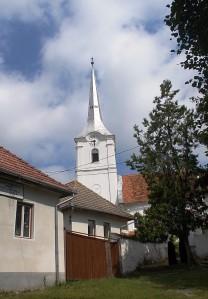 Homoródjánosfalva unitárius temploma