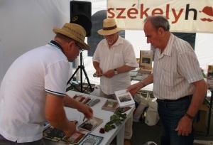 Balázs Árpád, Lőrincz József és Czegő Zoltán (Simó Márton felvétele)