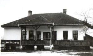 Az atyhai plébánia (1940) - Mihály János gyűjteményéből