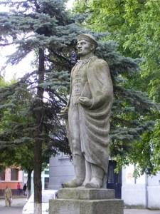 Körösi Csoma Sándor szobra