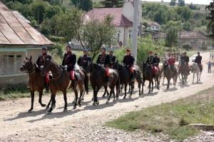 Embert és lovat próbáló feladatok várták a résztvevőket