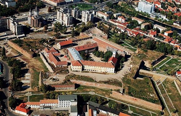 Az elmúlt években felújították, 2016 januárjától ismét látogatható a nagyváradi vár (Forrás: www.posticum.ro
