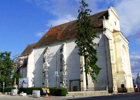Torda_katolikus_templom