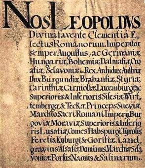 Diploma_Leopoldinum