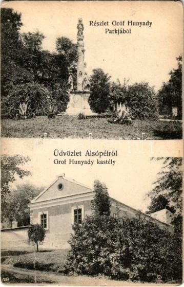 1910 körül készült képeslap